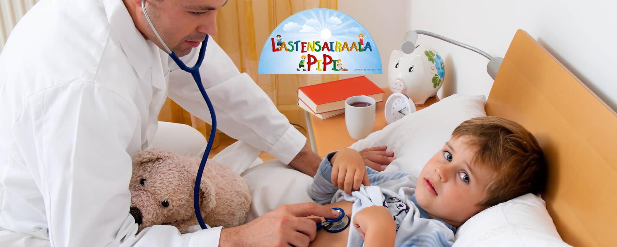 Lastensairaalapipi.fi